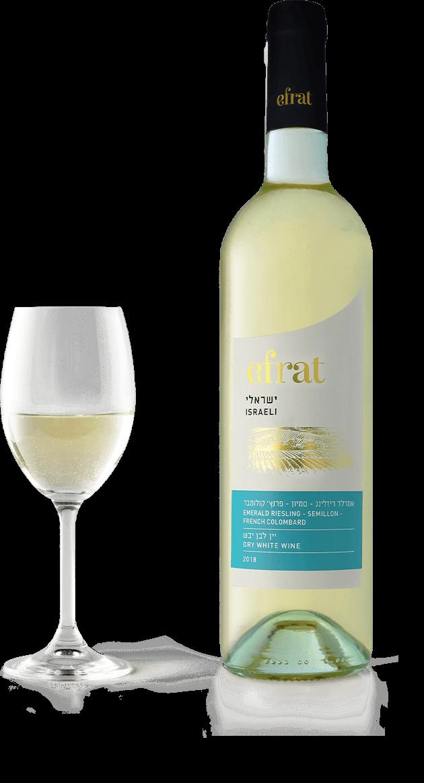 Efrat Israëli wijn dry white