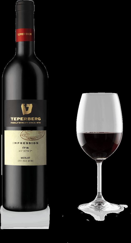 Teperberg Impression Merlot