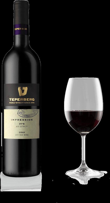 Teperberg Impression Syrah